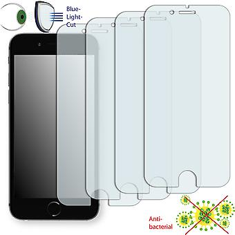 Apple iPhone 6 screen protector - Disagu ClearScreen protector (deliberately smaller than the display, as this is arched)