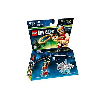 Pacchetto divertimento LEGO 71209 Wonder Woman