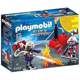 Playmobil 9468 Brandweerteam