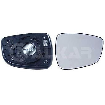 Vidrio espejo lateral del conductor derecho (calentado) y soporte para Hyundai VELOSTER 2011-2017