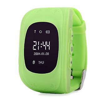 GPS Smartwatch for kids-Green