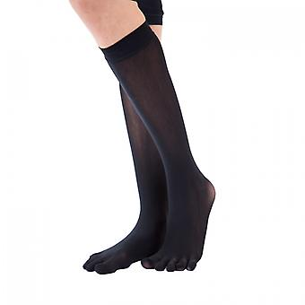 LEGWEAR - Plain Nylon Knee-High