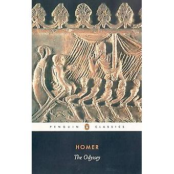 The Odyssey by Homer - E. V. Rieu - Dominic Rieu - Peter Jones - 9780