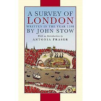دراسة استقصائية للندن-كتبه سانت جون في العام 1598 (طبعة جديدة)