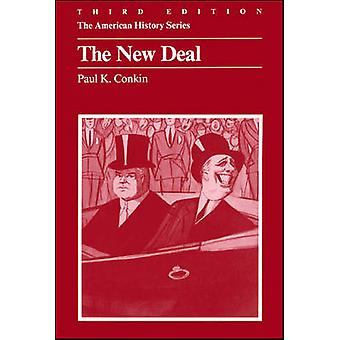 The New Deal (3rd Revised edition) by Paul K. Conkin - 9780882958897