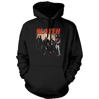 Womens Hoodie - Slayer - Heavy Metal Band