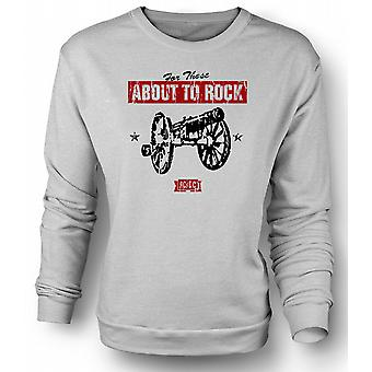 Kids Sweatshirt AC/DC - For Those About To Rock