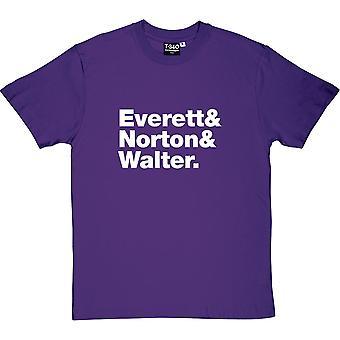 Ål Line-Up mäns T-Shirt