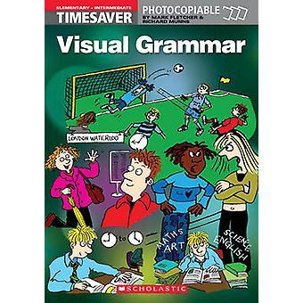 Gramática Visual por Richard Munns - Mark Fletcher - livro 9781904720010