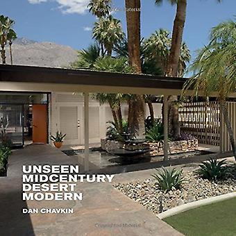 Unseen Midcentury désert moderne