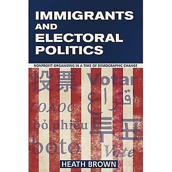 Innvandrere og valg politikk