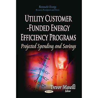 Utility Customer-Funded Energy Efficiency Programs (Renewable Energy, Development and Polices)
