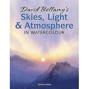 David Bellamy's lucht, licht en sfeer: met waterverf