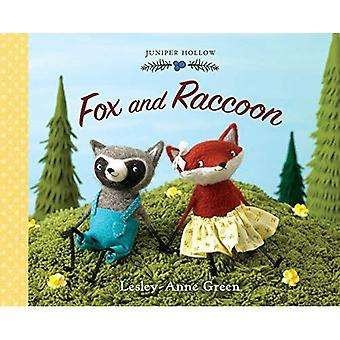 Fox and Raccoon (Juniper Hollow)