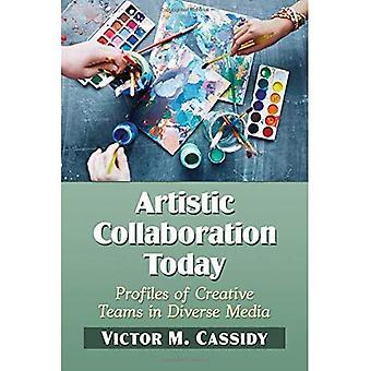 Artistieke samenwerking vandaag: Profielen van creatieve Teams in Diverse Media