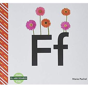 Ff (Spanish Language) (El Abecedario (the Alphabet))