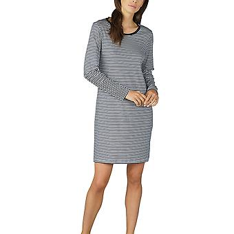Mey Women 11952 Women's Paula Striped Cotton Nightdress