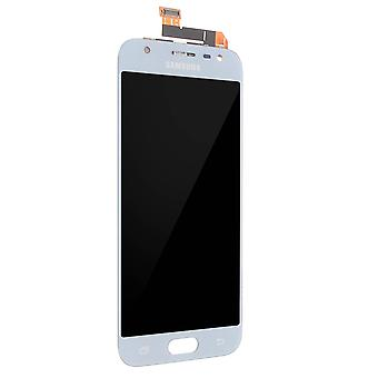 LCD Display for Samsung Galaxy J3 2017 Full Blue Compatible Touchscreen Pack