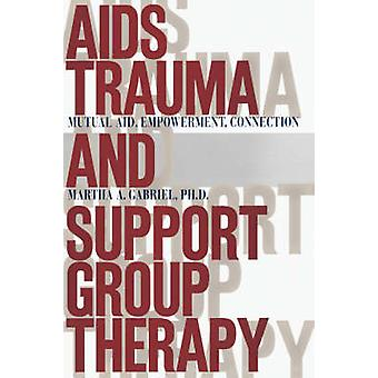 AIDS Trauma and Support Group Therapy Mutual Aid Empowerment Connection by Gabriel & Martha A.