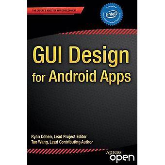 GUI-Design für Android-Apps von Cohen & Ryan