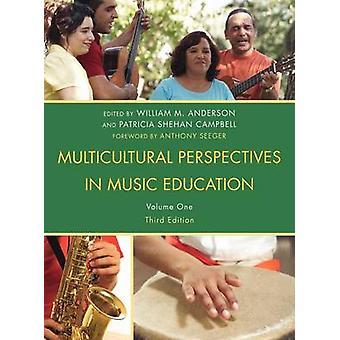 Perspective multiculturelle en éducation musicale par Anderson & William