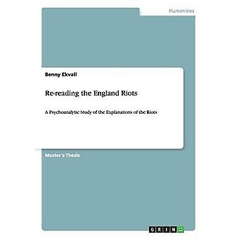 Rereading the England Riots by Ekvall & Benny