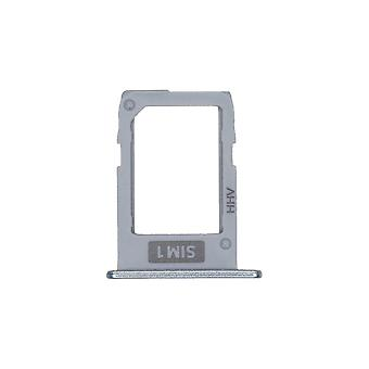 Genuine Galaxy J530 Silver Dual SIM & Memory Card Tray | iParts4u