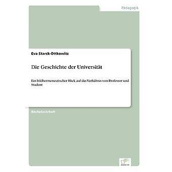 Geschichte der Universitt door StarckOttkowitz & Eva sterven