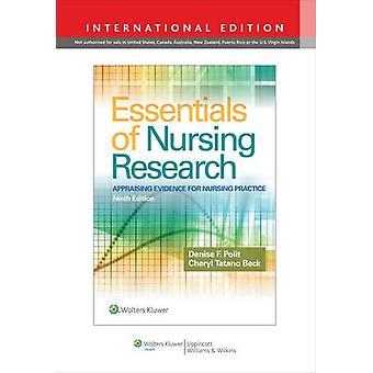 Essentials of Nursing Research by Denise F. Polit - Cheryl Tatano Bec