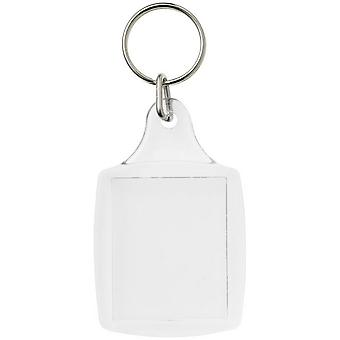 Bullet Leor A4 Keychain With Metal Clip
