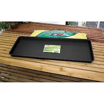 Premium Growbag Tray Black plastic
