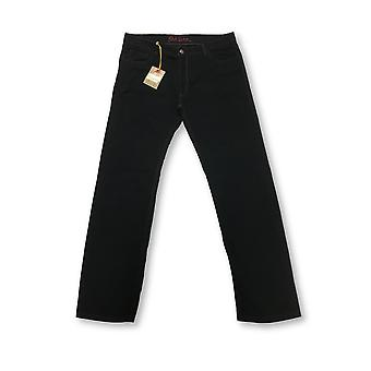 Robert Graham Freedom cord jeans in black