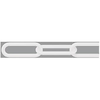 dörner + helmer 128961 Cain barrier White Plastic 6 mm