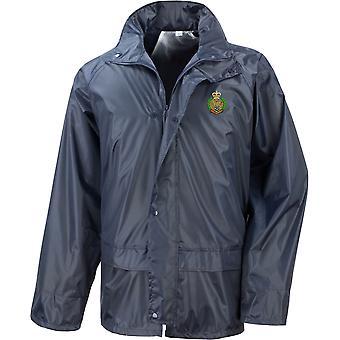 Royal Engineers - Licensed British Army Embroidered Waterproof Rain Jacket