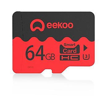 Eekoo 64gb class 10 micro sd card tf memory card