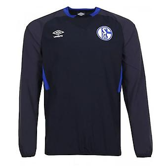 2019-2020 Schalke Umbro Drill Top (Black)