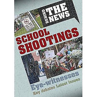 Behind the News: School Shootings