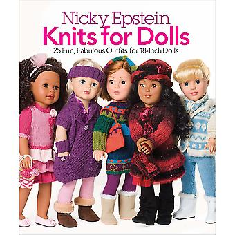 Nicky Epstein Books Knits For Dolls Nicky Epstein Neb 96541