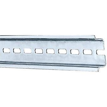 Din rail perforated Steel plate 287 mm Rittal TS35/7,5 2316000 1 pc(s)