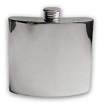 Plain Kidney Hip Flask