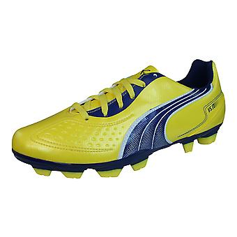Puma V5.11 i FG Mens Football Boots / Cleats - Yellow