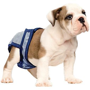 PoochPants Reusable Dog Diaper-Small-8 To 14lbs PPSM01