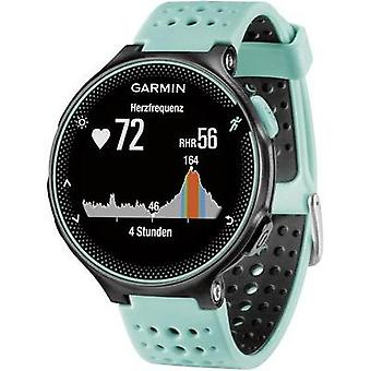 GPS heat rate monitor watch with built-in sensor Garmin Forerunner 235 WHR Frost Blue Bluetooth Frost, Blue