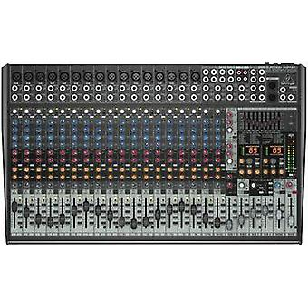 Mixing console Behringer No. of channels:24