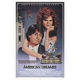 American Dreamer Movie Poster (11 x 17)