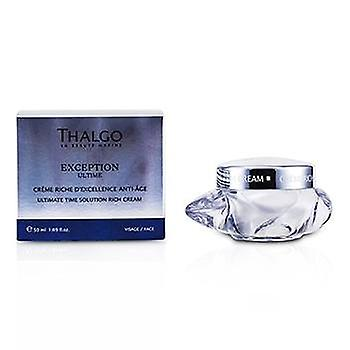 Thalgo Exception Ultime Ultimate Time Solution Rich Cream - 50ml/1.69oz