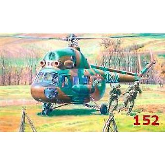 Mister håndværk Model Kit - Mi-2T kommandosoldater Transport helikopter - D-152
