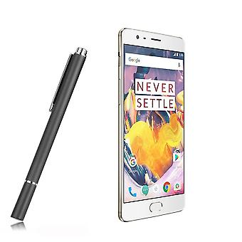 InventCase Ultra Thin Tip Premium Capacitive Disc Stylus Pen for OnePlus 3T 2016