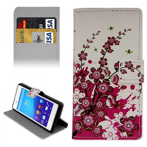 Pocket wallet premium pattern 6 for Sony Xperia Z3 plus