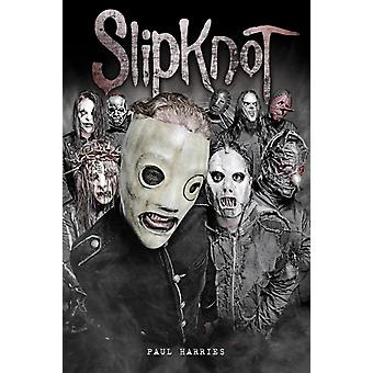 Slipknot Dysfunctional Family Portraits (Paperback) by Harries Paul